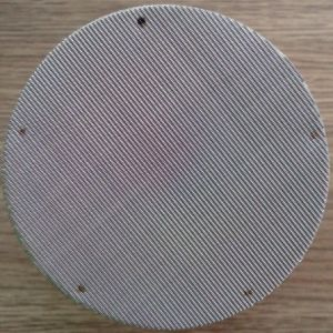 24*110 Dutch Weaving Filter Screen Mesh Extrusion Screen pictures & photos