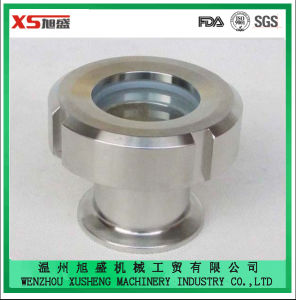 Stainless Steel Food Grade Dn50 Tri-Clamp Union Sight Glass pictures & photos