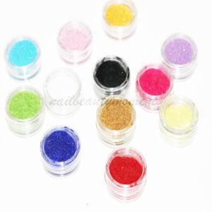 Flocking Nail Art Velvet Powder Beauty Decoration Set (D50)
