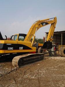 Used Caterpill Excavator 320c/Cat 320c Excavator pictures & photos