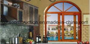 Aluminium Frame Sliding Glass Window pictures & photos