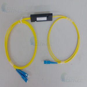 1X2 Optical Fiber Coupler (OCT, Line Monitor, Optical Network System) pictures & photos