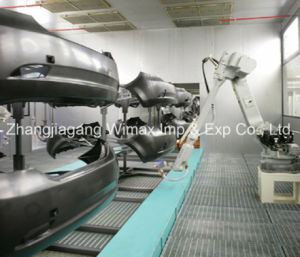 Robot Paint Spraying Production Line pictures & photos