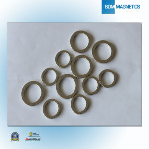 Strong High Gauss Neodymium Ring Magnet pictures & photos
