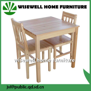 Wood Dining Room Furniture Set with 2 Chairs pictures & photos
