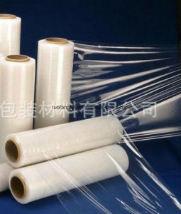 High Clear Packing Wrapping Film pictures & photos