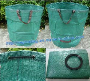 PP Garden Bag Bin Heavy Duty Garden Bag 272litre Dia. 67xh. 76cm
