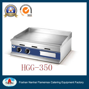 Hgg-350 Gas Griddle pictures & photos