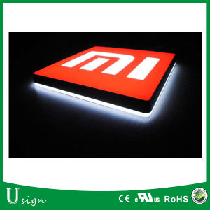 2017 Hot Sale Acrylic LED Letter with Ce, UL, cUL, SAA, Ect. Certificate pictures & photos