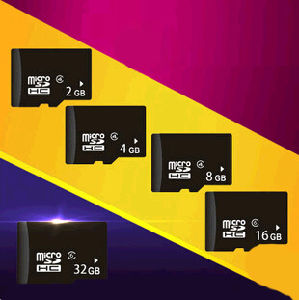 1GB - 32GB Mobile Phone Micro SD Memory Card (JT-010)