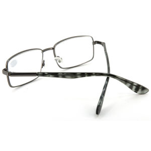 Fashion Popular Metal Reading Glasses 846 Gray River pictures & photos