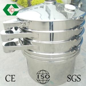 High Efficiency Chemical Powder Sifting Machine pictures & photos