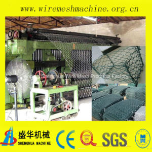 Gabion Mesh Machine (China ISO9001, CE) pictures & photos