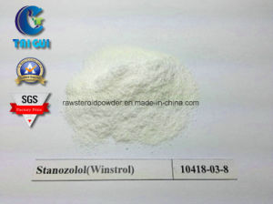 Safely Oral Winstrol Raw Steroid Powders for Muscle Growth pictures & photos