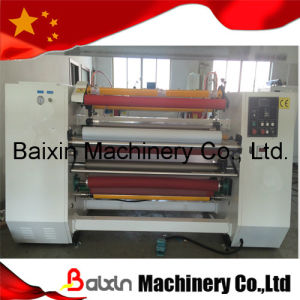 Shaftless Lifting Friction Paper Rewinding Machine pictures & photos