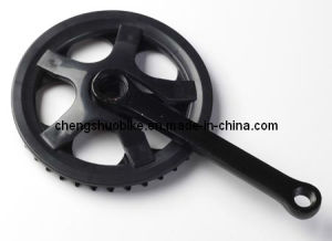 Chainwheel and Crank (CK-015) of Strong Quality pictures & photos