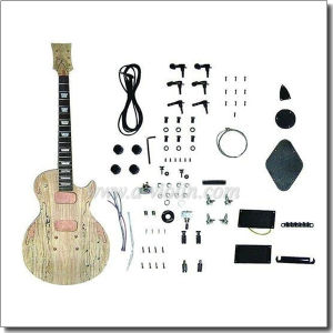Lp Style Unfinished DIY Electric Guitar Kits (EGR200A-W2) pictures & photos