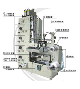 Automatic Flexo Printing Machine (RY-320B-5C) pictures & photos