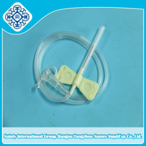 Disposable Sterile Scalp Vein Set with Ce and ISO pictures & photos