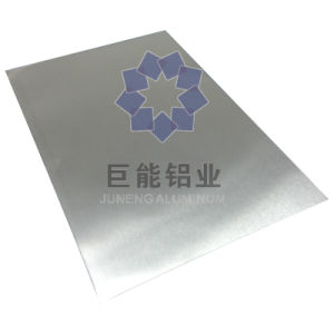 Laminated Matt Aluminium Sheet for Lighting/ Reflector/ Nameplate (L5500)