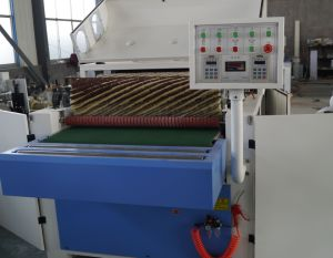 Polish Sanding Machine for Dressed Timber Wood Working Machine pictures & photos