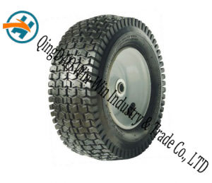 New Rubber Wheel with Big Loading (13*5.00-6) pictures & photos