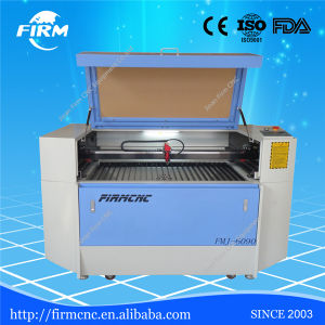 Cheap Price Leather Cutting Engraving Carving Laser Machine 9060 pictures & photos