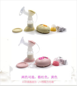 2016 New Design Fashion Cat Electric Breast Pump pictures & photos