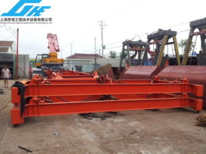 Semi Automatic Container Spreader Used in Port and Jetty Harbor Deck Machine on Sale pictures & photos