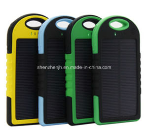 Solar Mobile Power Supply Solar Energy Charger Power Bank for Cell Phone (JH-PHS034)