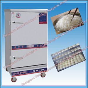 Approved High Quality Rice Roll Steamer on Sale pictures & photos