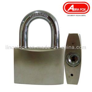 Arc Type Steel Padlock with Vane Keys (111) pictures & photos