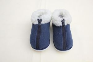 Baby ′s Shoes Inspection pictures & photos