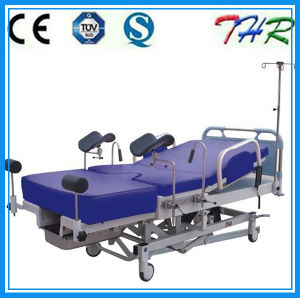 Hospital Gynecology Operation Table (THR-C101A02) pictures & photos