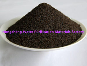 Manganese Sand for Water Treatment to Remove The Mn and Iron