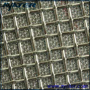 Alloy Plain Weave Sintered Square Woven Wire Mesh for Filter Media pictures & photos