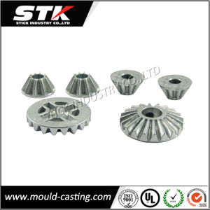 Aluminum Alloy Die Casting Mechanical Bevel Gear / Wheel Gear (STK-ADI0028) pictures & photos