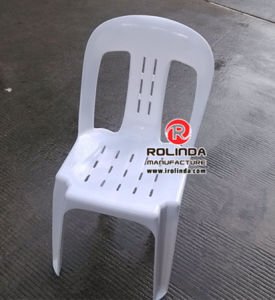 Armless Plastic Chair for Wedding with Competitive Price pictures & photos