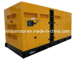 Silent Type 250kw Diesel Generator Set Cummins
