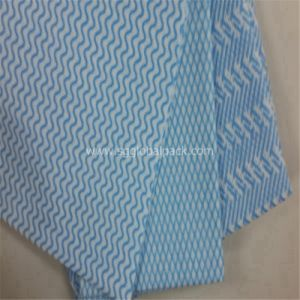 Recycled Breathable Nonwoven Spunlace Fabric pictures & photos