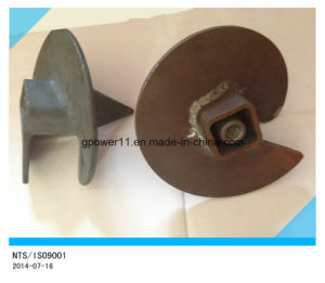 Helical Type Ground Screw Anchor pictures & photos