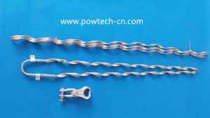 Cable Tension Clamp/ Cable Ties for ADSS/Opgw Cable pictures & photos
