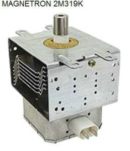 Microwave Air Cooling Magnetron 2M319K