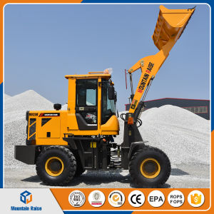 2017 New economic Model for 1.5 Ton Mini Wheel Loader pictures & photos