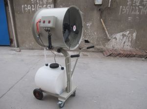 Dq-113 Floor Standing Mist Fan pictures & photos