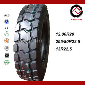 Longmarch Brand off Road Truck Tire (12.00R20, 295/80R22.5) pictures & photos