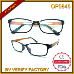 Op0845 New Design Eyewear Optical Frame pictures & photos