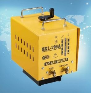 MMA Arc Welding Machine Bx1-175A pictures & photos