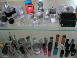 Precision Parts Made of Alumium Alloy pictures & photos