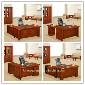 Guangzhou Luxury Commercia Furniture Desk (FOH-K3276) pictures & photos